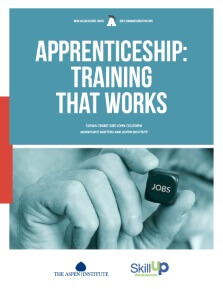 Apprenticeship: Training that works