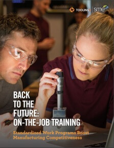 Back To The Future: On-The-Job Training